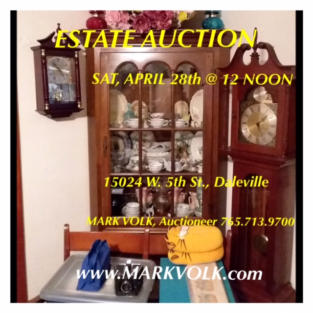 Mark Volk Realty  U0026 Auction